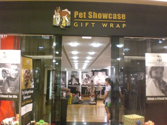 The Orphans of the Storm® Pet Showcase storefront